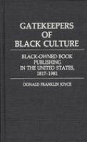 Gatekeepers of Black Culture