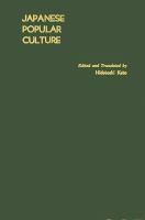 Handbook of Japanese Popular Culture