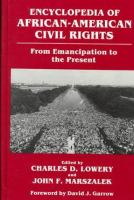 Encyclopedia of African-American Civil Rights