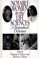Notable Women in the Life Sciences