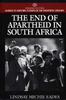 End of Apartheid in South Africa