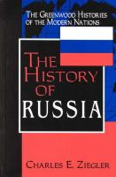 The History Of Russia
