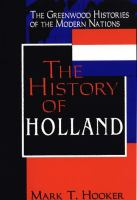 The History of Holland