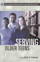Serving Older Teens