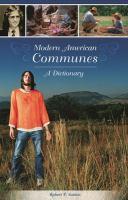 Modern American Communes