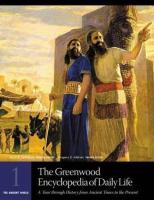 The Greenwood Encyclopedia of Daily Life
