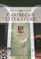 Encyclopedia of Caribbean Literature