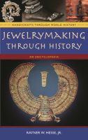 Jewelrymaking Through History