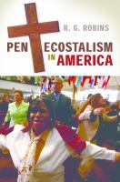 Pentecostalism in America