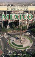 The History of Mexico