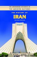 The History of Iran
