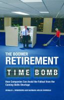 The Boomer Retirement Time Bomb