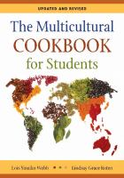 The Multicultural Cookbook For Students