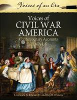Voices of Civil War America