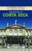 The History of Costa Rica