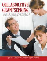 Collaborative Grantseeking