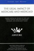 The Legal Impact of Medicare and Medicaid