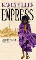 Empress : Godspeaker : Book One