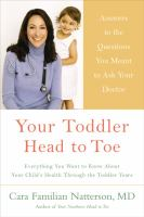 Your Toddler Head to Toe