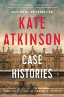 Case histories : a novel