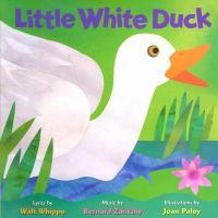 Presenting Little White Duck
