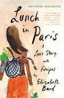 Cover of Lunch in Paris