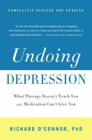 Undoing Depression
