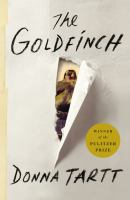 """The Goldfinch """"BOOK OF THE MONTH CLUB"""""""