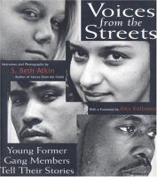 Voices From the Streets