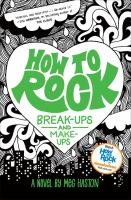Break-ups and Make-ups