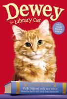 Dewey the Library Cat