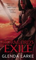 Stormlord's Exile : Stormlord Book 3