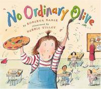 No Ordinary Olive