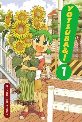 Cover image for Yotsuba&!, Vol. 01