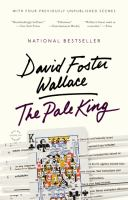 The pale king : an unfinished novel