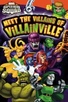 Meet the Villains of Villainville