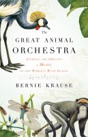 The Great Animal Orchestra
