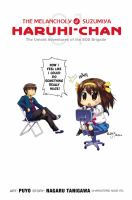 The Melancholy of Suzumiya Haruhi-chan