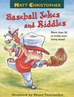 Baseball Jokes and Riddles