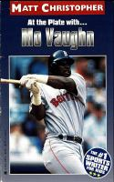 At the Plate With-- Mo Vaughn