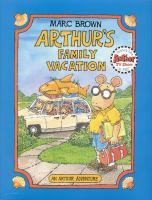 Arthur's Family Vacation *