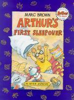 Arthur's First Sleepover