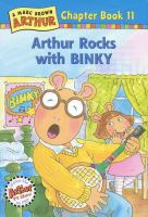 Arthur Rocks With Binky