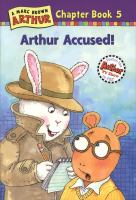 Arthur Accused!