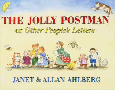Cover image for The Jolly Postman, Or, Other People's Letters