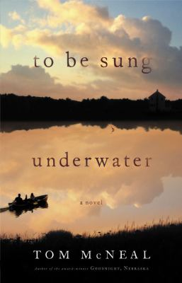 Cover image for To Be Sung Underwater