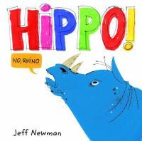 Hippo! No, Rhino!