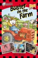 Buster on the Farm
