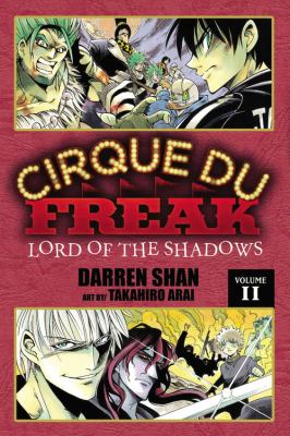 Cirque du freak, vol. 11 : lord of the shadows