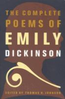 The Complete Poems of Emily Dickensen